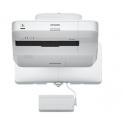 Epson EB-1450Ui LCD Projector WUXGA 3800 ANSI (Ultra-Short Throw) (Wireless)...