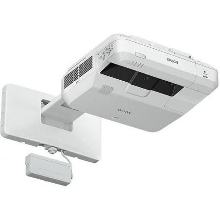 Epson EB-1470Ui LCD Projector WUXGA 4000 ANSI (Laser) (Ultra Short Throw) (Wireless)    (Interactive)