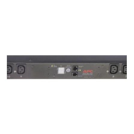 APC AP7950 Rack PDU, Switched, Zero U, 10A, 230V, (16) C13