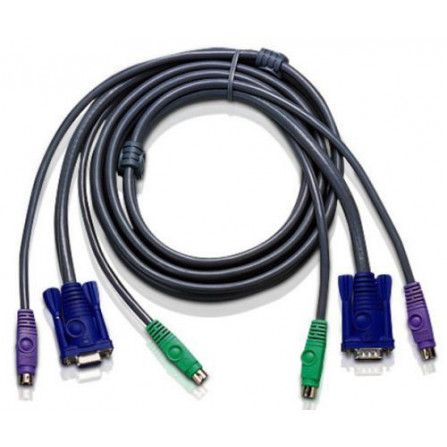 Aten 2L-1006P/C PS2 KVM Cable | 6m