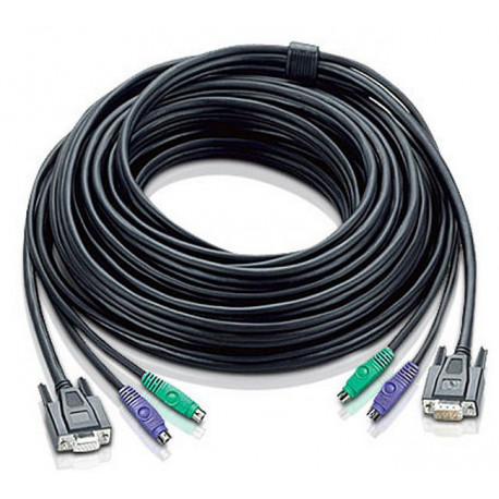 Aten 2L-1040P PS/2 KVM Cable | 40m