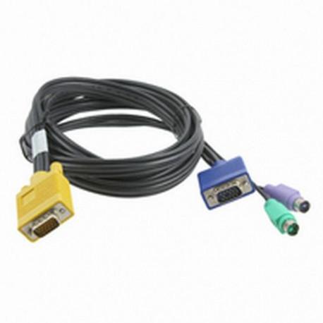 Aten 2L-5210P PS2 KVM Cable | 10m