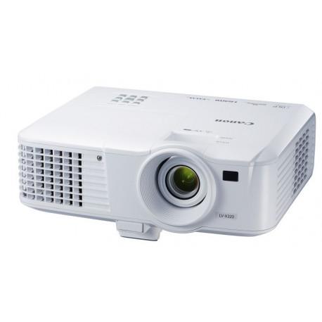 Canon LV-X320 DLP Projector XGA 3200 ANSI