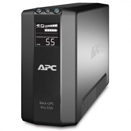 APC BR550GI Back UPS RS LCD 550 Master Control
