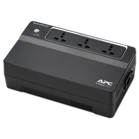 APC BX625CI-MS Back-UPS 625VA 230V AVR Floor Universal Sockets