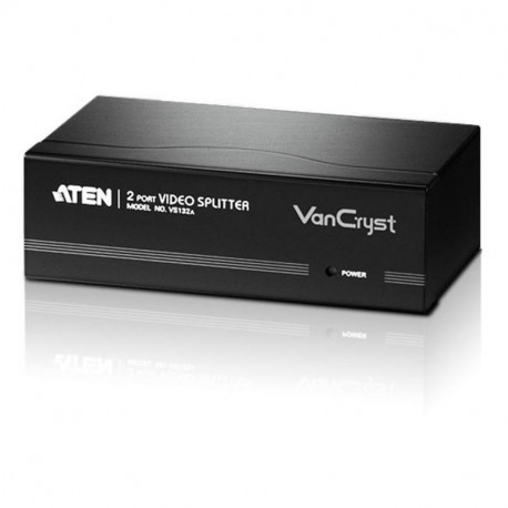 Aten VS132A 2-Port VGA Splitter 450MHz