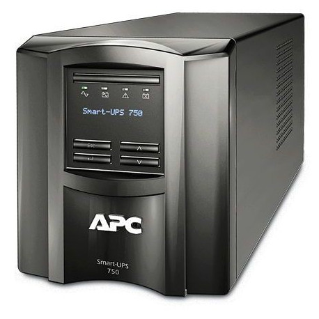 APC SMT750I Smart-UPS 750VA LCD 230V
