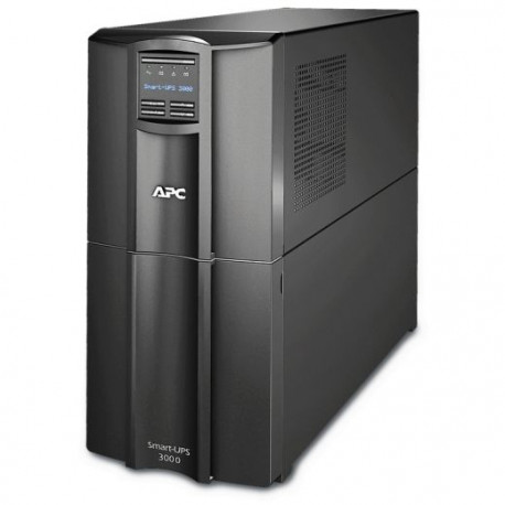 APC SMT3000IC Smart-UPS 3000VA, Tower, LCD 230V with SmartConnect Port