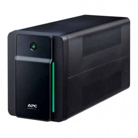 APC BX1600MI-MS Back-UPS 1600VA, 230V, AVR, Universal Sockets